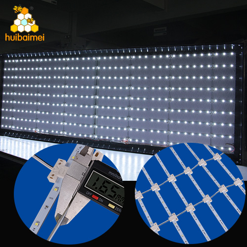 SMD2835 backlight LED lattice rigid led strip