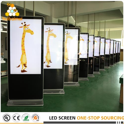 High quality Android network LED advertising screen with WIFI