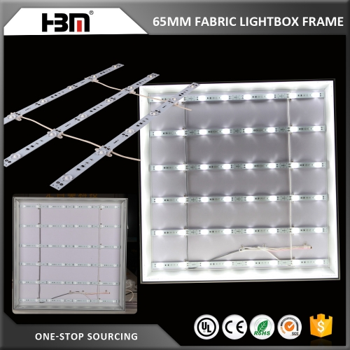 led Net/ curtain/Matrix/Lattice type backlight led strip light with lens