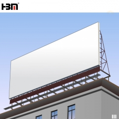 outside waterproof LED advertising sign boards aluminum frame fabric lightbox